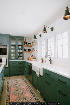 Stunning Kitchen Lighting Ideas And Tricks For Old Homeowners 29