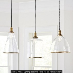 Stunning Kitchen Lighting Ideas And Tricks For Old Homeowners 40