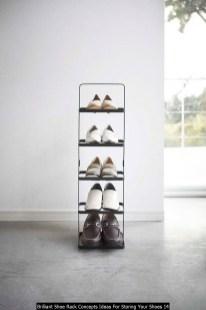 Brilliant Shoe Rack Concepts Ideas For Storing Your Shoes 14