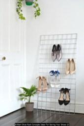 Brilliant Shoe Rack Concepts Ideas For Storing Your Shoes 22