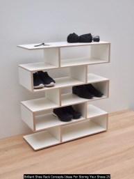 Brilliant Shoe Rack Concepts Ideas For Storing Your Shoes 25