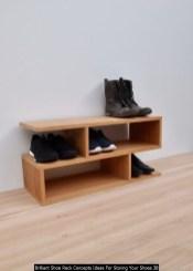 Brilliant Shoe Rack Concepts Ideas For Storing Your Shoes 38