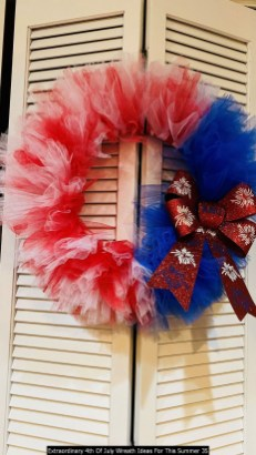 Extraordinary 4th Of July Wreath Ideas For This Summer 35