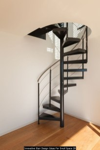 Innovative Stair Design Ideas For Small Space 28