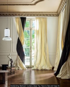 Outstanding Bedroom Curtains Ideas You Have To See And Copy 01