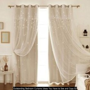 Outstanding Bedroom Curtains Ideas You Have To See And Copy 02