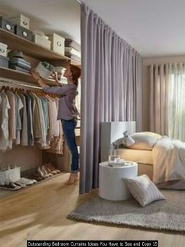 Outstanding Bedroom Curtains Ideas You Have To See And Copy 15