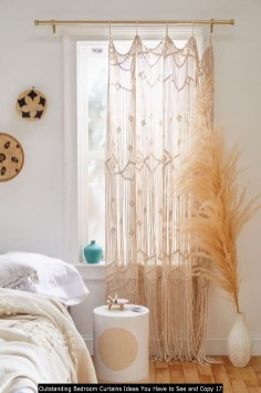 Outstanding Bedroom Curtains Ideas You Have To See And Copy 17