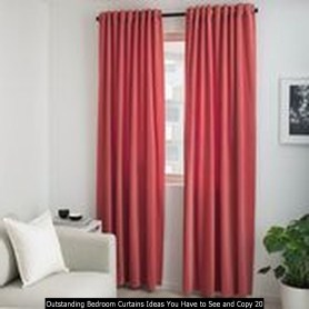 Outstanding Bedroom Curtains Ideas You Have To See And Copy 20