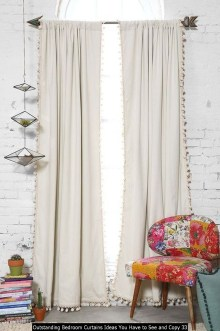Outstanding Bedroom Curtains Ideas You Have To See And Copy 33