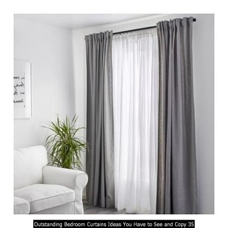 Outstanding Bedroom Curtains Ideas You Have To See And Copy 35