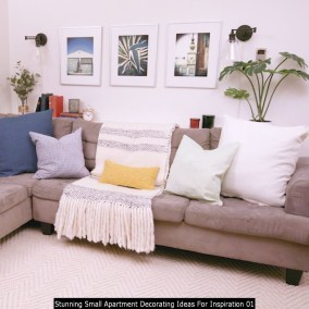 Stunning Small Apartment Decorating Ideas For Inspiration 01