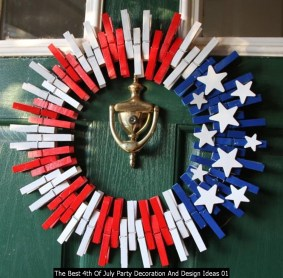 The Best 4th Of July Party Decoration And Design Ideas 01