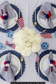 The Best 4th Of July Party Decoration And Design Ideas 06