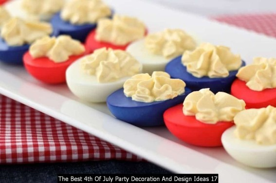 The Best 4th Of July Party Decoration And Design Ideas 17