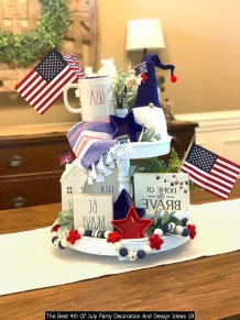 The Best 4th Of July Party Decoration And Design Ideas 18