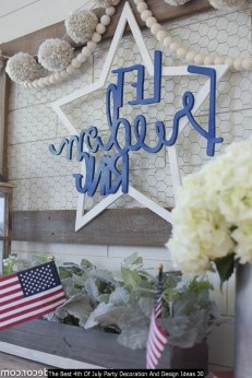The Best 4th Of July Party Decoration And Design Ideas 30