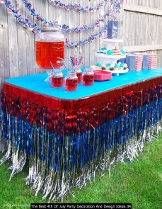 The Best 4th Of July Party Decoration And Design Ideas 34