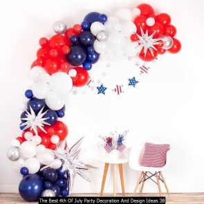 The Best 4th Of July Party Decoration And Design Ideas 38