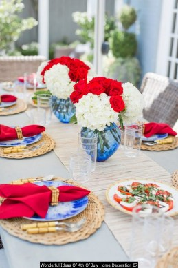 Wonderful Ideas Of 4th Of July Home Decoration 07