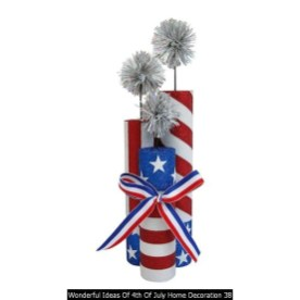 Wonderful Ideas Of 4th Of July Home Decoration 38