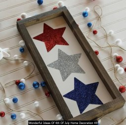 Wonderful Ideas Of 4th Of July Home Decoration 49