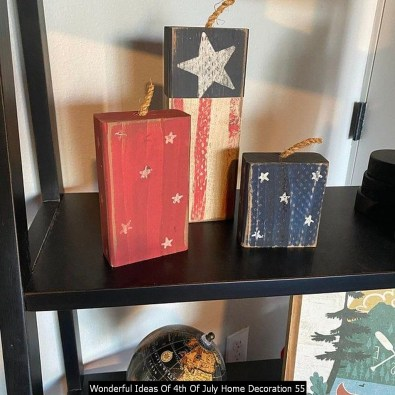 Wonderful Ideas Of 4th Of July Home Decoration 55