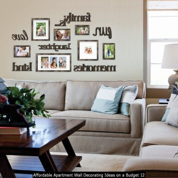 Affordable Apartment Wall Decorating Ideas On A Budget 12