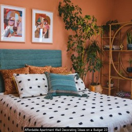 Affordable Apartment Wall Decorating Ideas On A Budget 23