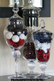 Last Minute 4th Of July Centerpiece Decoration Ideas 13