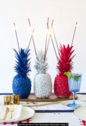 Last Minute 4th Of July Centerpiece Decoration Ideas 31