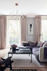 Luxury Curtains For Living Room With Modern Touch 10