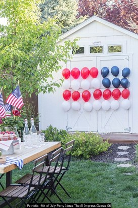 Patriotic 4th Of July Party Ideas That'll Impress Guests 06