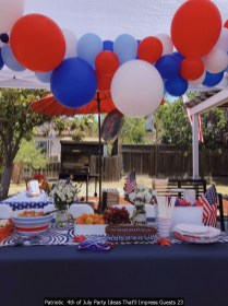 Patriotic 4th Of July Party Ideas That'll Impress Guests 23