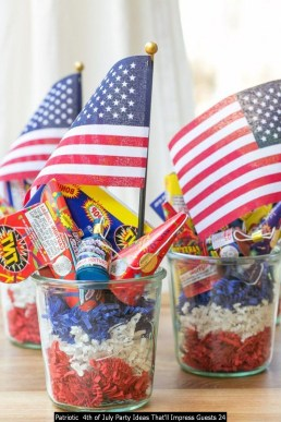 Patriotic 4th Of July Party Ideas That'll Impress Guests 24