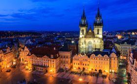 Credits:  Prag by Colac Sorin/123RF