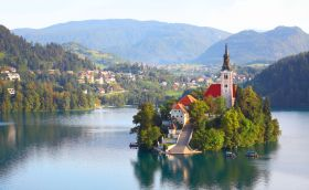 Credits. Bled by Mithiander/depositphotos