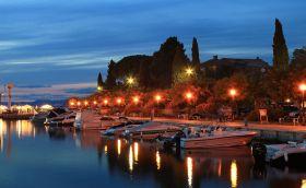 Credits. Otok Krk, Malinska by xbrchx/can stock photo