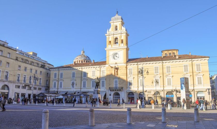 credits. Parma by silviacristman/can stock photo