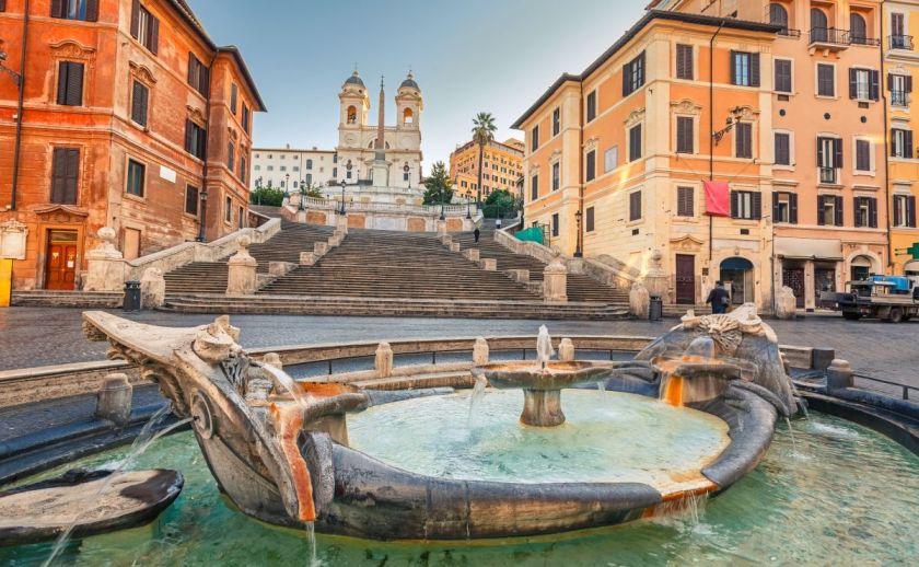 credits: Rome by Sborisov/can stock photo