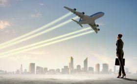 Credits: Flight, let by SergeyNivens/ 123rf photos