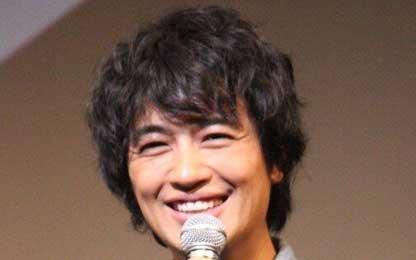 斎藤工 笑顔