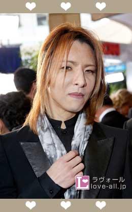 YOSHIKI ゴールデングローブ賞