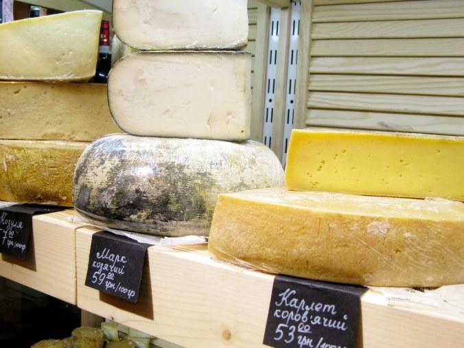 Козий сыр «Марк» от «Доооброй фермы»