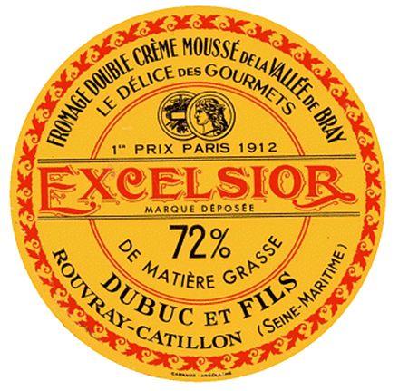 """""""Эксельсиор"""" - сыр, получивший второе рождение и знаменитое имя"""