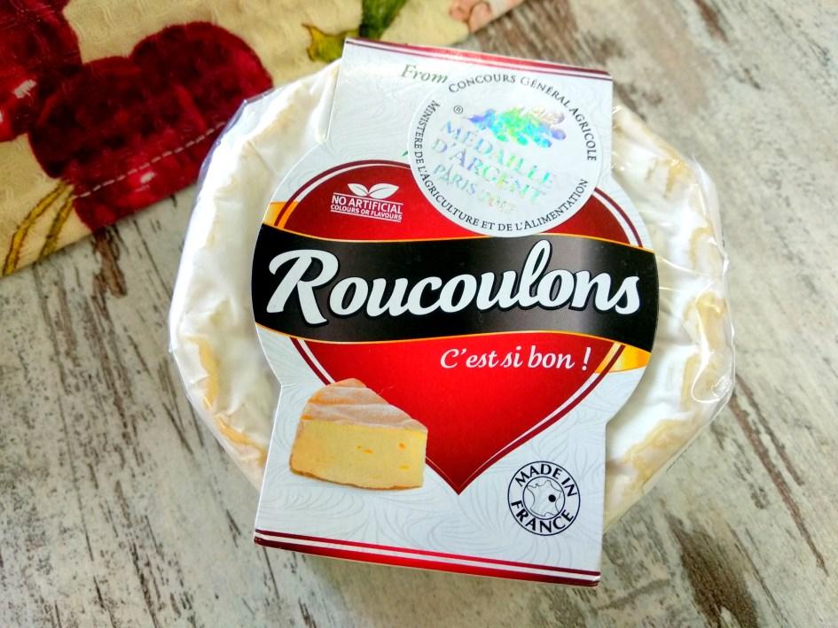 Французский мягкий сыр Рукулон с белой плесенью