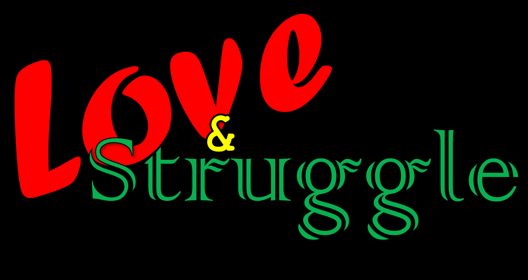 Love & Struggle Logo