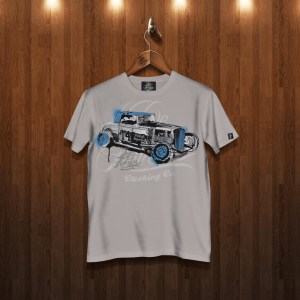 Pendine Sands Vintage Racing Hotrod
