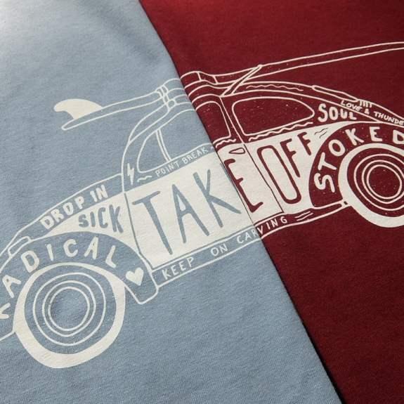 Classic VW t-shirts