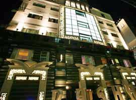 パシャ ホテル 新宿